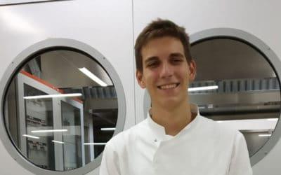 """Matteo Cignetti si aggiudica la 5° edizione del concorso """"Inventa il dolce di Châtillon"""""""