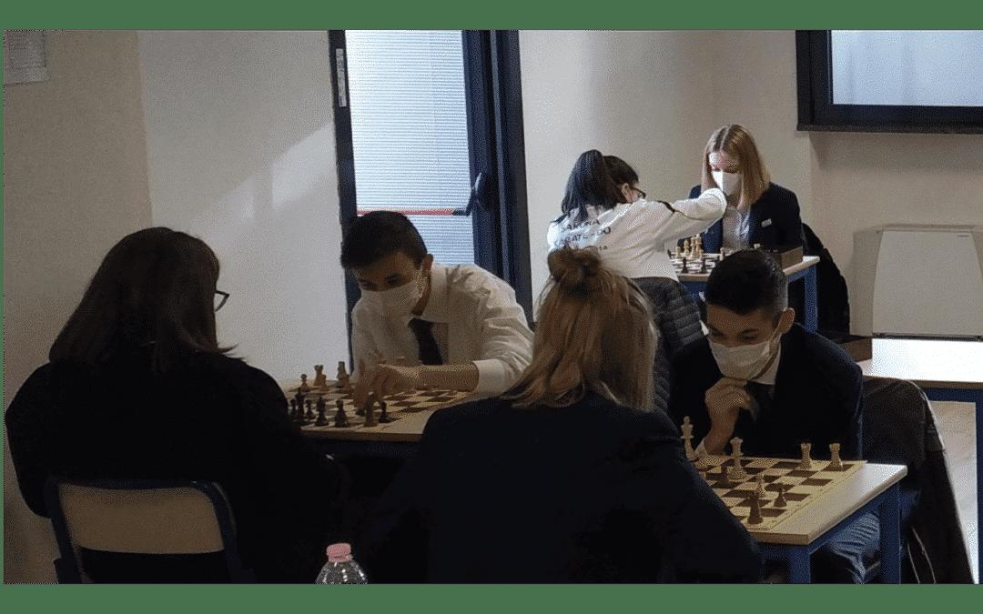 A lezione di…scacchi